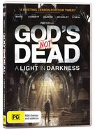 God's Not Dead 3: A Light in Darkness Movie DVD