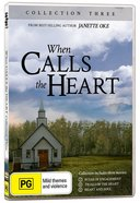 When Calls the Heart Collection #03 (3 Dvds) DVD