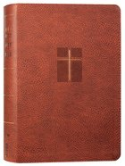 NIV Quest Study Bible Brown Premium Imitation Leather