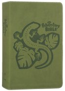 NIRV Adventure Bible For Early Readers Jungle Green (Black Letter Edition)