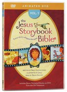 Jesus Storybook Animated Bible Volume 1 DVD