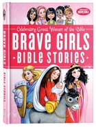 Brave Girls Bible Stories Hardback