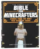 The Unofficial Bible For Minecrafters Paperback