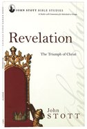 Revelation (John Stott Bible Studies Series) Paperback