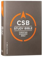 CSB Study Bible Red Letter Edition Hardback