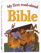 My First Read Aloud Bible Hardback