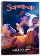Jacob and Esau - the Stolen Birthright (#03 in Superbook DVD Series Season 01) DVD