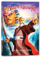 Let My People Go! - the Story of Exodus (#06 in Superbook DVD Series Season 01) DVD