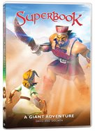 Giant Adventure, a - David and Goliath (#05 in Superbook DVD Series Season 01)