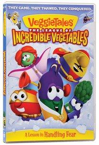 Veggie Tales #51: League of Incredible Vegetables (#051 in Veggie Tales Visual Series (Veggietales))