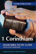 1 Corinthians (Bible Study Guide) Paperback