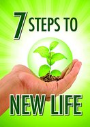 Seven Steps to New Life (50 Pack) Booklet