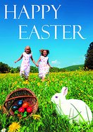 Happy Easter (50 Pack) Booklet