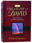 Treasury of David (3 Vol Set) Pack