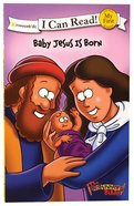 Baby Jesus is Born (My First I Can Read/beginners Bible Series) Paperback