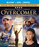 Overcomer (Blu-ray) Blu-ray Disc
