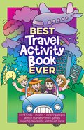 Best Travel Activity Book Ever Paperback