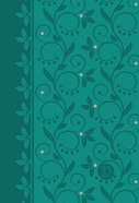 TPT New Testament Compact Teal (With Psalms, Proverbs, And Song Of Songs)