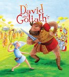 Bible Stories: David and Goliath Paperback
