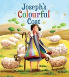 Bible Stories: Joseph's Colourful Coat Paperback