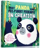 Meet Panda and His Furry Friends in Creation Hardback