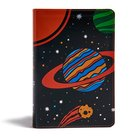 CSB Kids Bible Space Red Letter Edition Imitation Leather