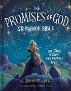 The Promises of God Bible Storybook Hardback