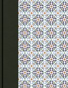 CSB Legacy Notetaking Bible Spanish Tile (Black Letter Edition) Imitation Leather Over Hardback