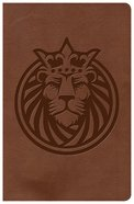 CSB Kids Bible Lion Imitation Leather