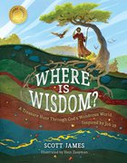 Where is Wisdom?: A Treasure Hunt Through God's Wondrous World, Inspired By Job 28 Hardback