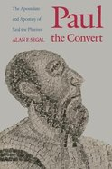 Paul the Convert Paperback