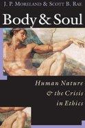 Body & Soul Paperback