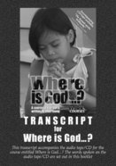 Where is God...? (Transcript) (York Courses Series) Booklet