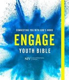 NIV Engage Youth Bible: Connecting You With God's Word Hardback