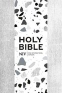 NIV Pocket Bible Silver With Zip