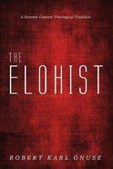 The Elohist Paperback