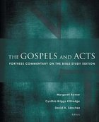 The Gospels and Acts (Fortress Commentary On The Bible Series) Paperback