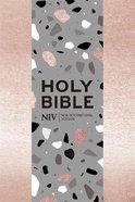 NIV Pocket Bible Rose Gold With Zip