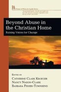 Hpa: Beyond Abuse in the Christian Home: Raising Voices For Change Paperback