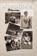 Grandpa's Stories Hardback