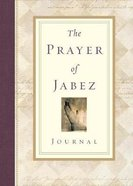 The Prayer of Jabez (Journal) Paperback