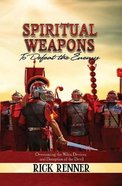 Spiritual Weapons to Defeat the Enemy eBook