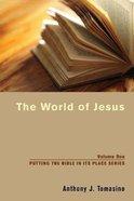 The World of Jesus Paperback