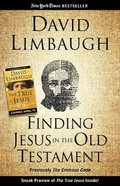 Finding Jesus in the Old Testament Paperback