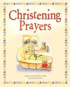 Christening Prayers Hardback