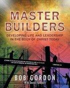 Master Builders Paperback