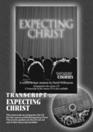 Expecting Christ (Transcript) (York Courses Series) Booklet