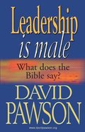 Leadership is Male Paperback