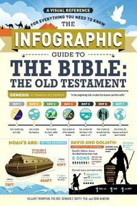 Infographic Guide to the Bible: The Old Testament: A Visual Reference For Everything You Need to Know