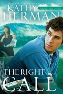 The Right Call (#03 in Sophie Trace Trilogy Series) Paperback